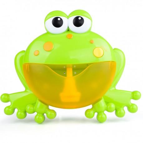 Maszynka do robienia piany, do kąpieli - Bąbelkowa Żaba