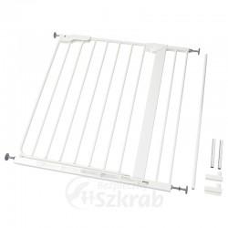 Bramka zabezpieczająca metalowa