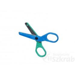 Bezpieczne nożyczki dla dzieci