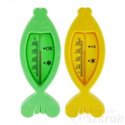 Bezpieczny termometr do kąpieli