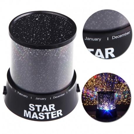 Projektor gwiazd Star Master (lampka nocna)