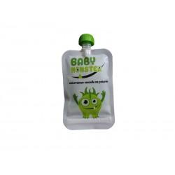Wielorazowe saszetki Baby Monster (na mus, owoce)