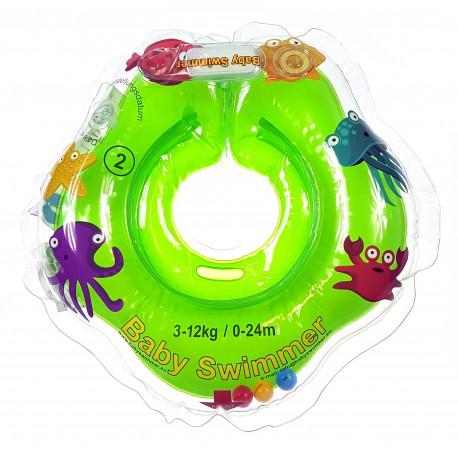 Kołnierz, koło do pływania Baby Swimmer
